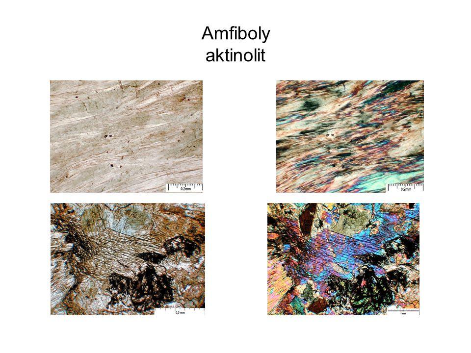 Amfiboly aktinolit