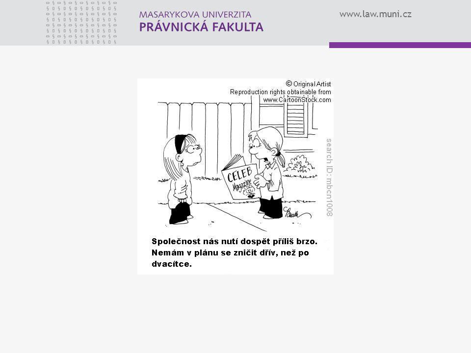www.law.muni.cz ÚMLUVA JAKO ŽIVOUCÍ INSTRUMENT Handyside v.