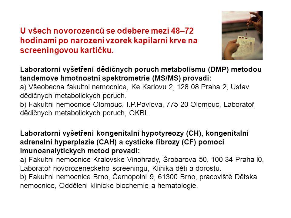 Leucinóza, Maple syrup urine disease (deficit dehydrogenázy větvených alfa- ketokyselin) Nález při novorozeneckém screeningu: zvýšený leucin/isoleucin.