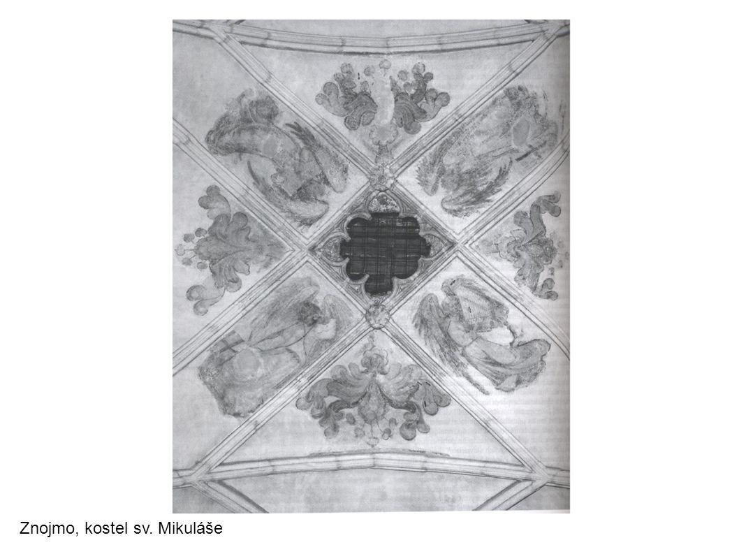 Znojmo, kostel sv. Mikuláše