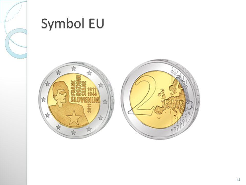 Symbol EU 33
