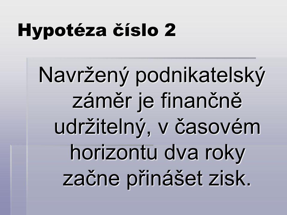 Hypotéza číslo 3 Město Brno nabízí velký potenciál pro realizaci navrženého podnikatelského záměru v cílové skupině – studentů.