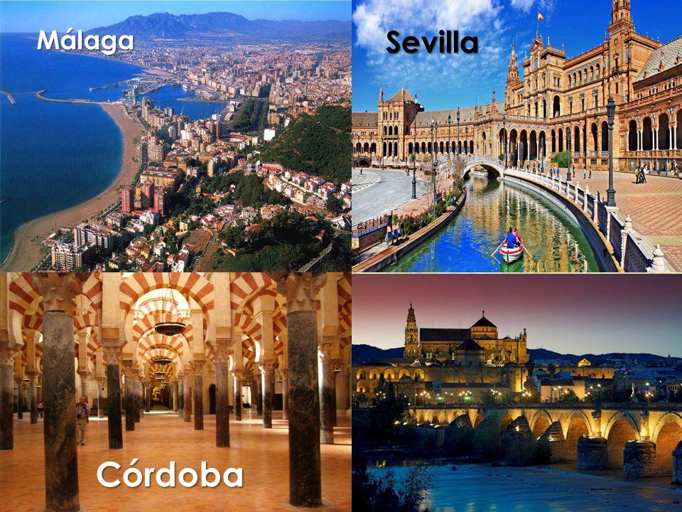 Málaga Córdoba Sevilla
