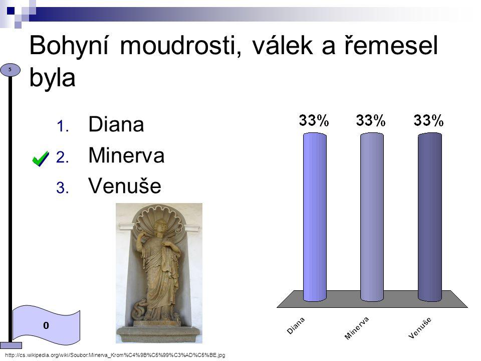 Juno, Jupiterova manželka, byla 1. bohyně moudrosti války a řemesel 2. ochránkyně manželství 3. bohyně Slunce 0 5 www.mramor-alekos.cz/boky/4l.jpg