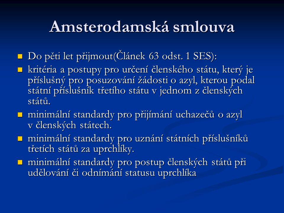 Amsterodamská smlouva - pokračování Odst.