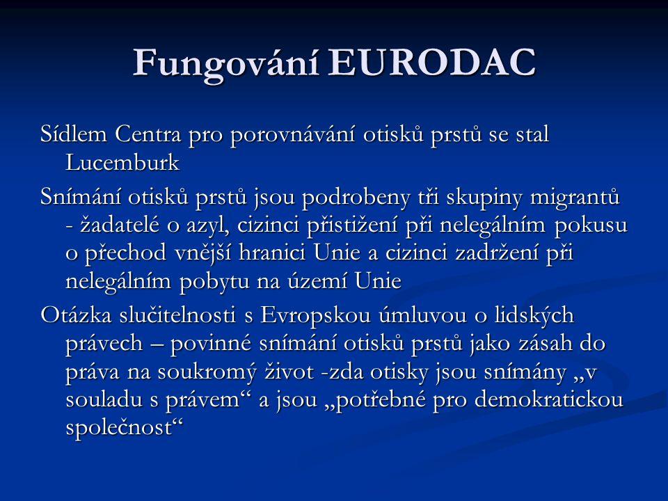 Kvalifikační směrnice Směrnice 2004/83/EC Směrnice 2004/83/EC Stanoví kritéria, podle nichž se má posuzovat, zda je příslušník třetí země žádající ochranu v EU uprchlíkem či vyžaduje jinou, subsidiární formu ochrany, např.