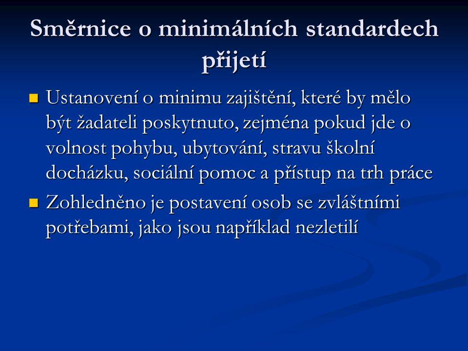 Evropský fond pro uprchlíky Rozhodnutí Rady z 28.9.