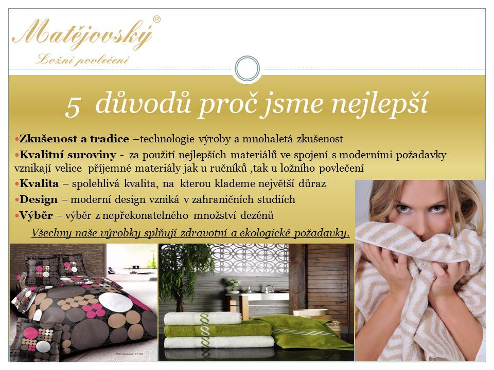k Pro Váš luxusní spánek ….