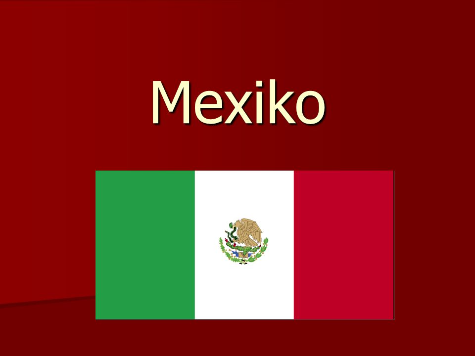 Dějiny Indiánské kultury Mexiko bylo již od 1.tis.