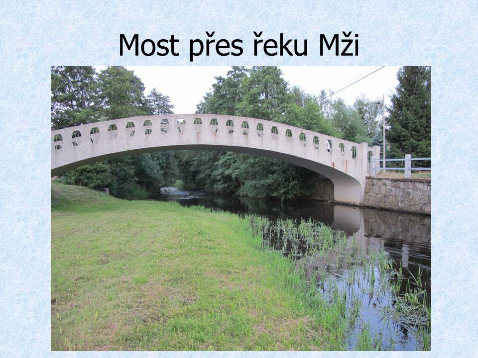 Most přes řeku Mži