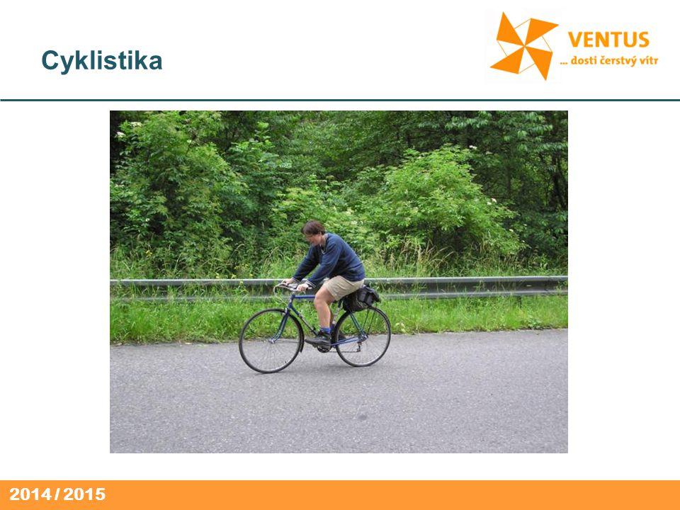 2014 / 2015 Cyklistika