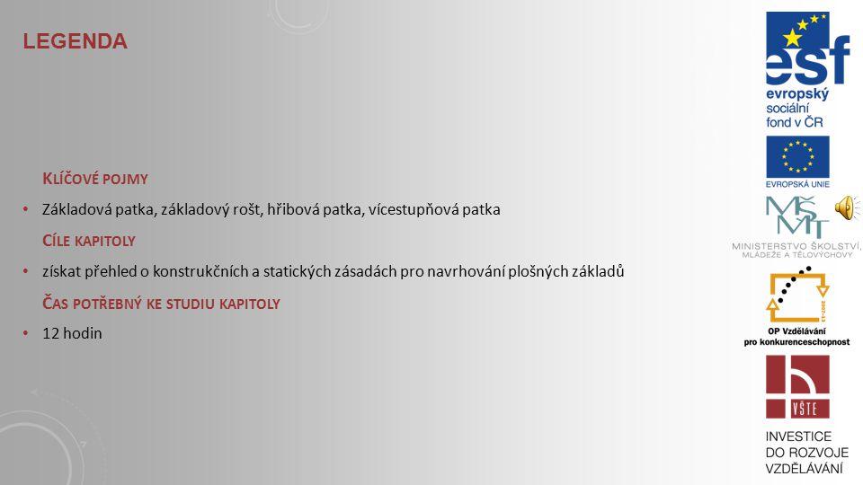 KAPITOLA 6: ZÁKLADY II.