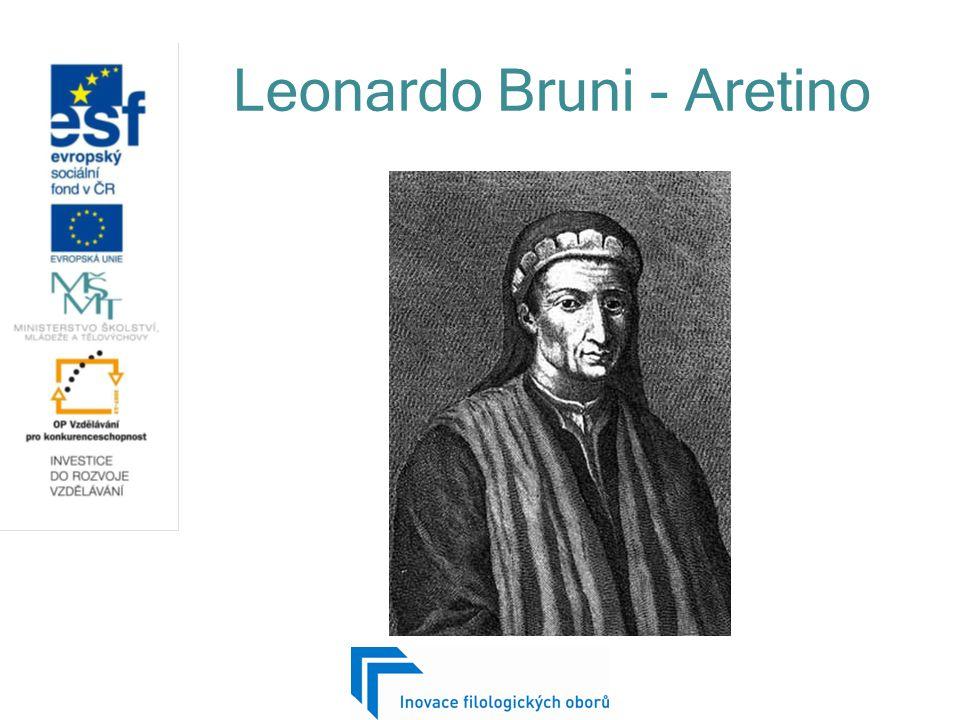 Leonardo Bruni - Aretino