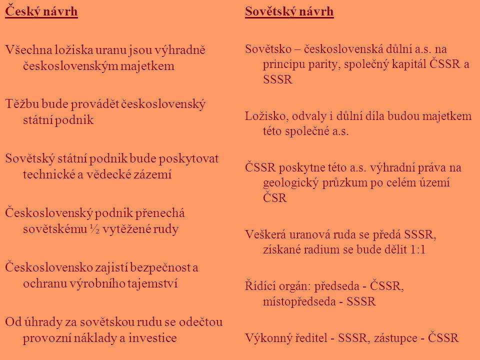Informační zdroje Dokumenty vystavené v Muzeu III.odboje v Příbrami František Lepka: Český uran – Neznámé hospodářské a politické souvislosti 1945 – 2002.