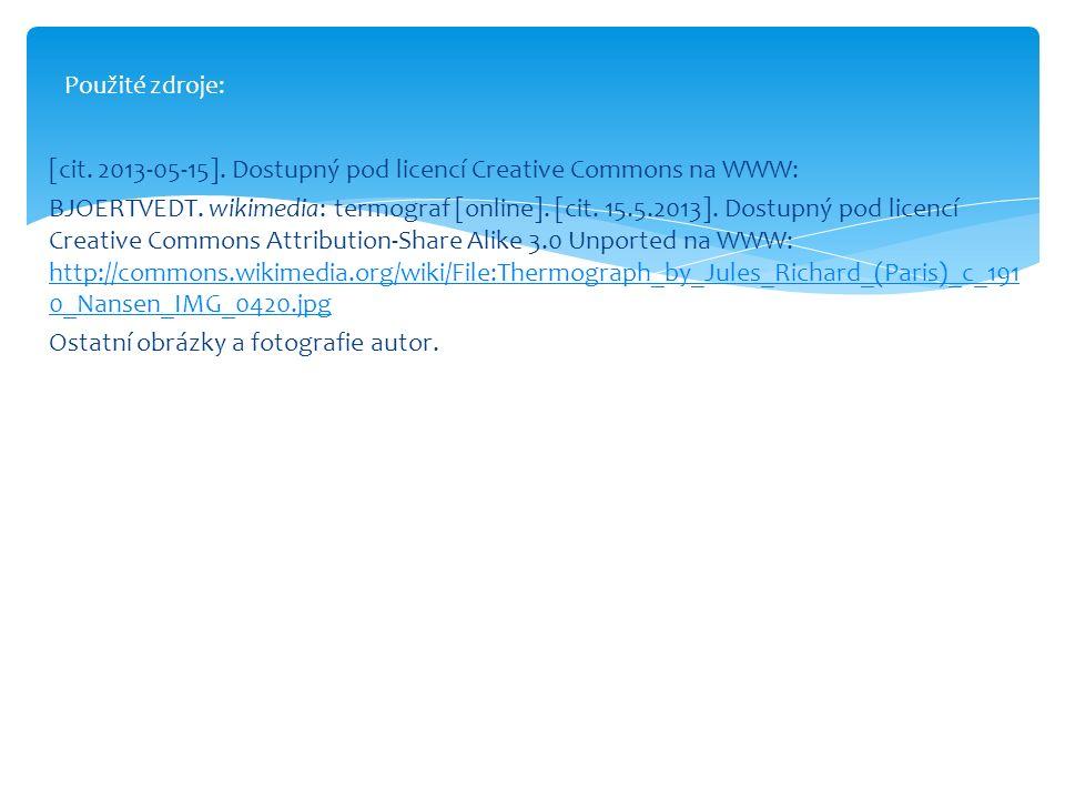 [cit.2013-05-15]. Dostupný pod licencí Creative Commons na WWW: BJOERTVEDT.