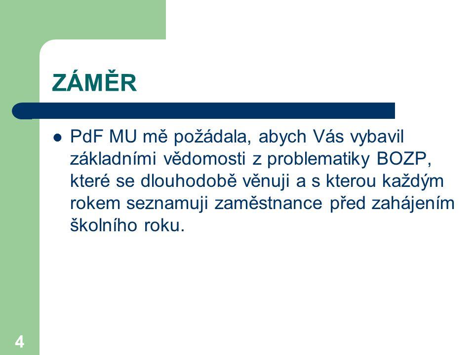 25 PRÁVA A POVINNOSTI ZAMĚSTNANCŮ zákon 155/2000 sb.