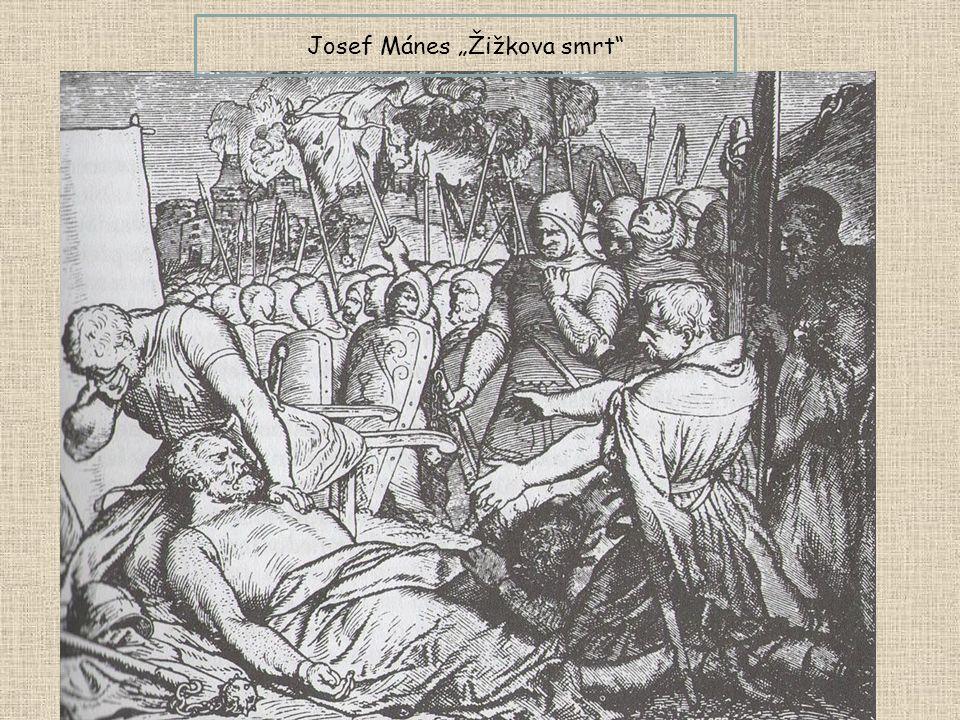 Vyobrazení Žižky v Jenském kodexu