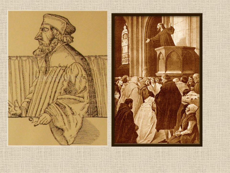 30.5.1416- upálen v Kostnici Jeroným Pražský, obviněn stejně jako Hus