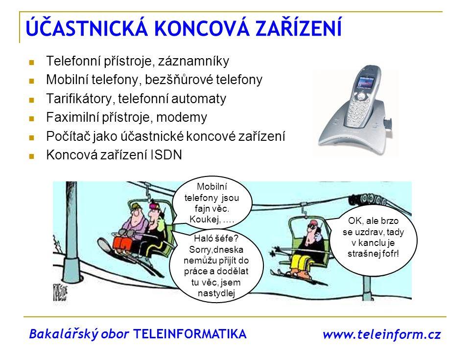 www.teleinform.cz Telefonní přístroje, záznamníky Mobilní telefony, bezšňůrové telefony Tarifikátory, telefonní automaty Faximilní přístroje, modemy P