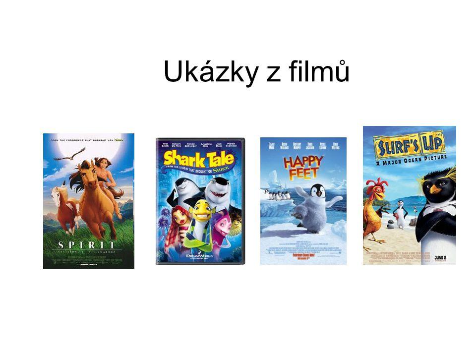 Ukázky z filmů