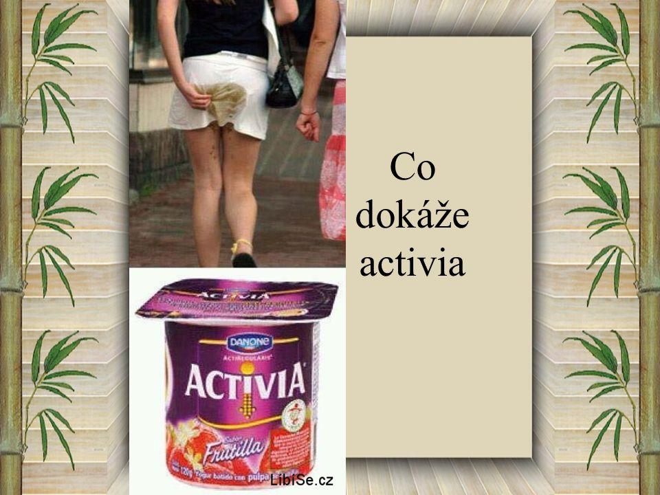 Co dokáže activia