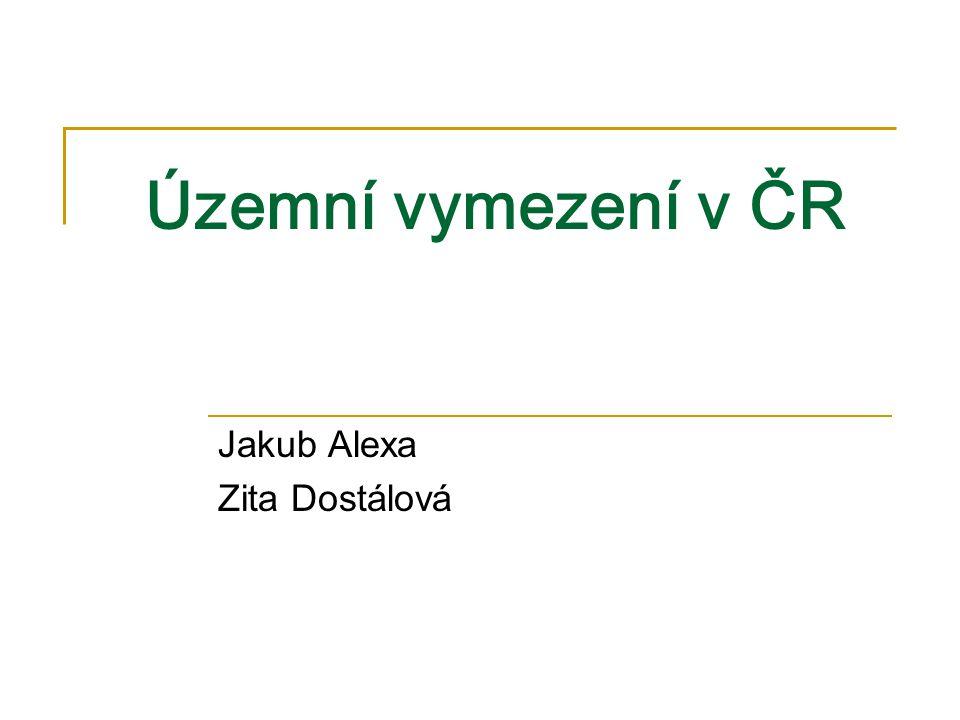 Obsah  Historie a reforma VS  Regiony soudržnosti  Soudnictví v ČR  Mikroregiony  DSO  Euroregiony  Zdroje