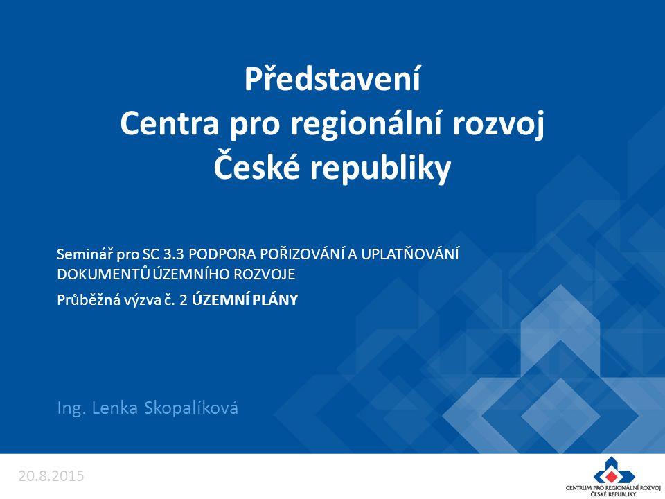 Státní příspěvková organizace zřízená Zákonem č.