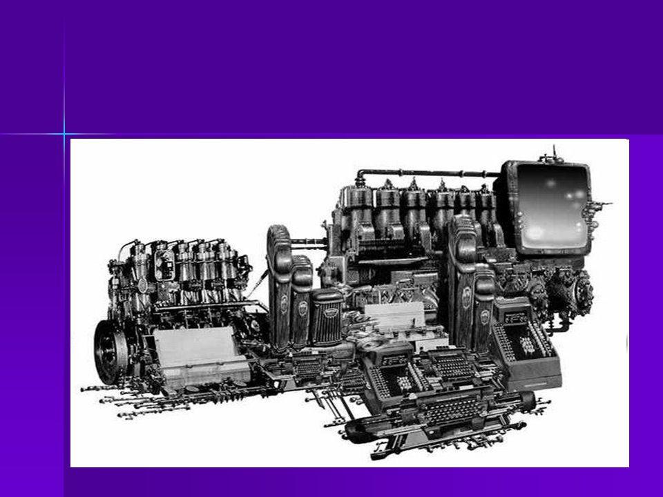 Von Neumannovo schéma počítače nejstarší počítače měly program zabudovaný přímo v hardwaru (změna programu znamenala změnu hardwaru) nejstarší počítače měly program zabudovaný přímo v hardwaru (změna programu znamenala změnu hardwaru) 1945 matematik John Von Neuman představil schéma, které se používá s obměnami dodnes 1945 matematik John Von Neuman představil schéma, které se používá s obměnami dodnes