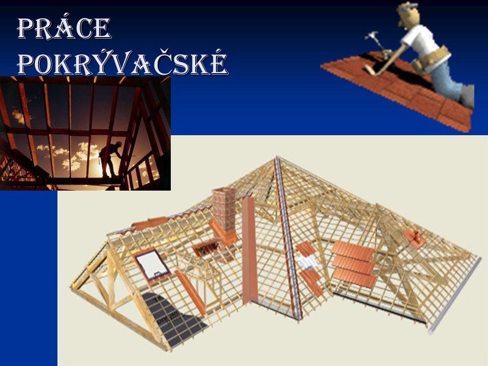 Postup prací – průchody střechou Správné fungování střechy je zajištěno i dobrým řešením a provedením prostupů střechou.