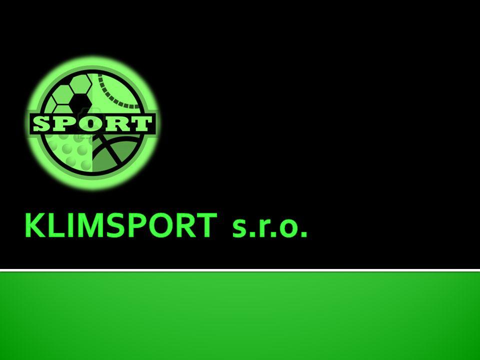 Pronajímáme sportovní areál Prodáváme sportovní potřeby