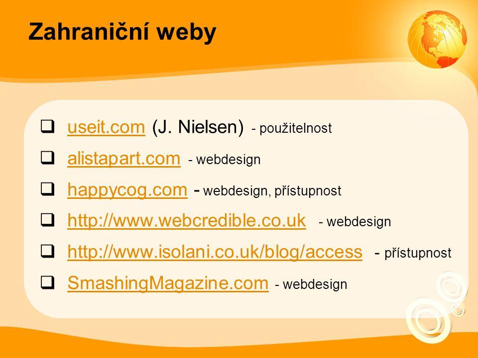 Zahraniční weby  useit.com (J.