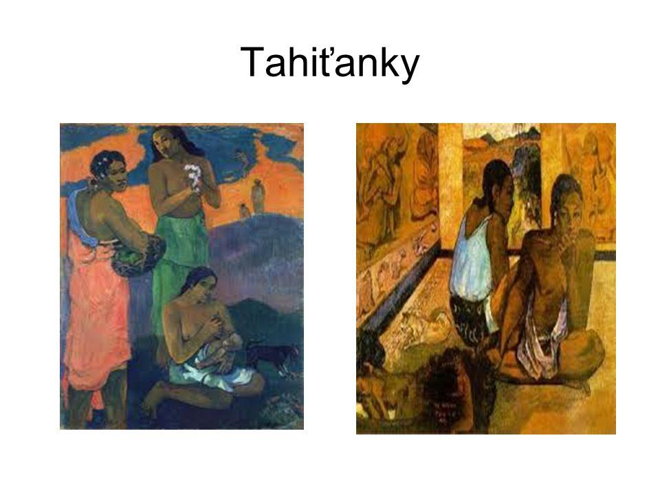 Tahiťanky