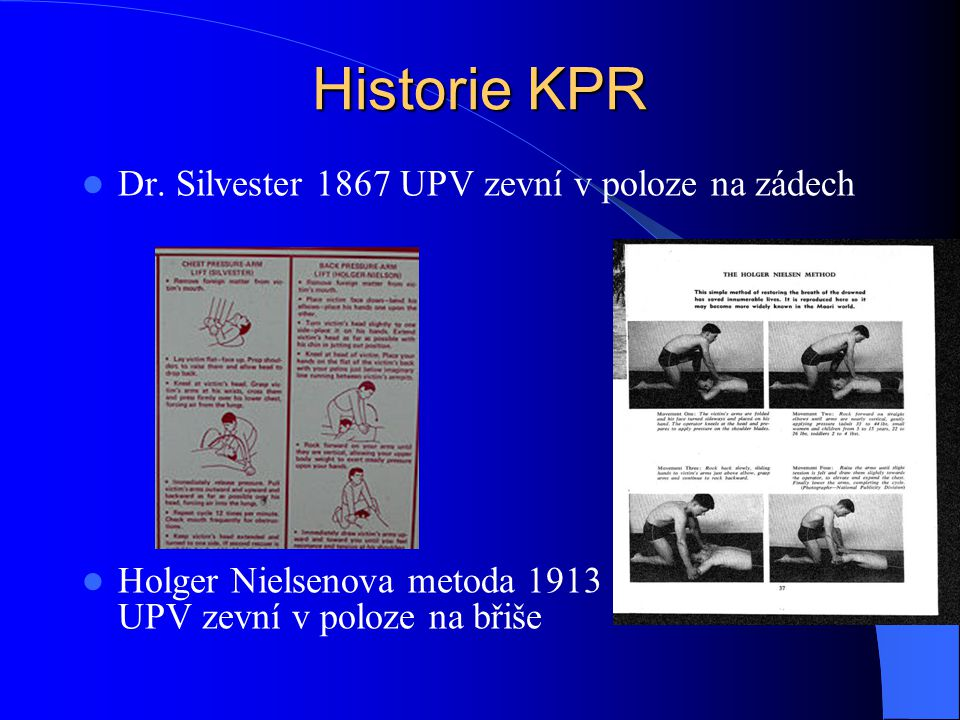Historie KPR Dr.