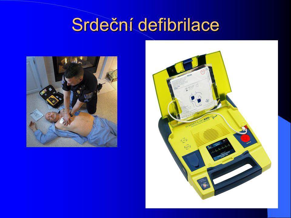 Srdeční defibrilace