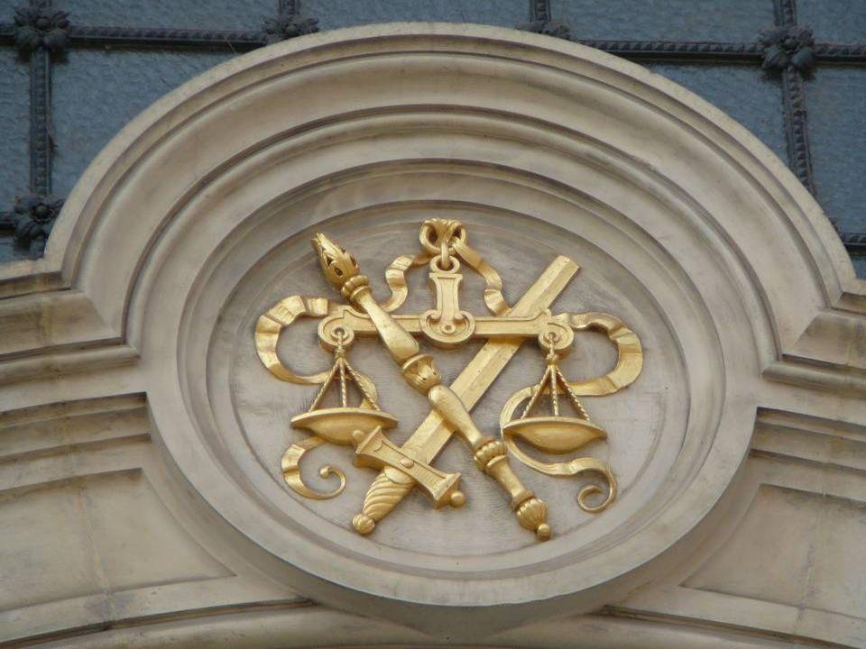 5 DEVÍZA Víra v přesnost právní vědy by nebyla ničím bez naděje na spravedlnost.