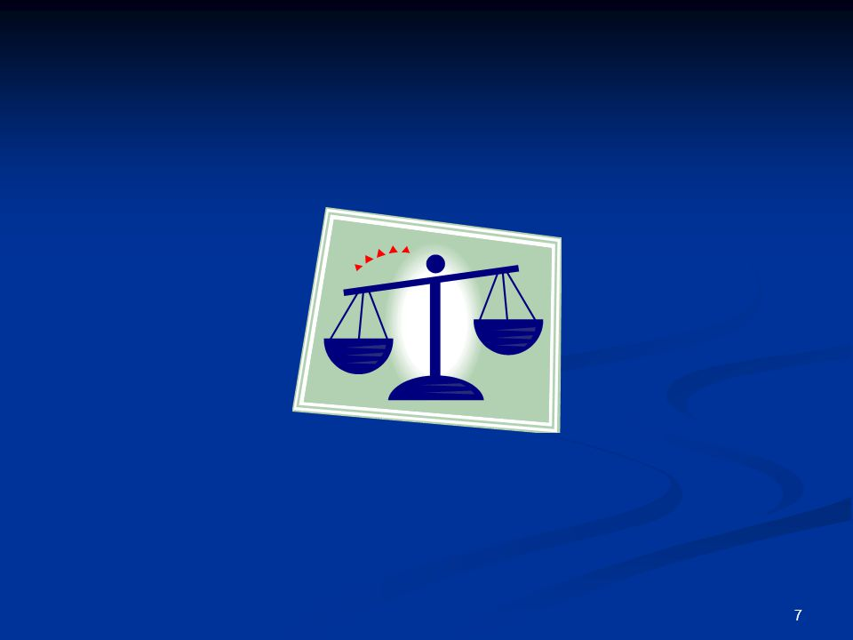 8 VÁHY A MEČ atributy ctnosti Spravedlnosti