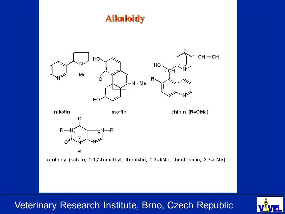 Veterinary Research Institute, Brno, Czech Republic Nodihydroguaiaretic acid (NDGA) INHIBITORY LIPOXYGENÁZ