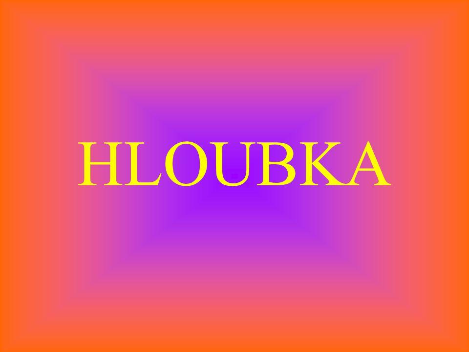 HLOUBKA