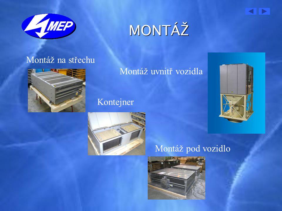 CHLAZENÍ PŘIROZENÉ NUCENÉ- vlastním ventilátorem - odpadním vzduchem z jiného zařízení