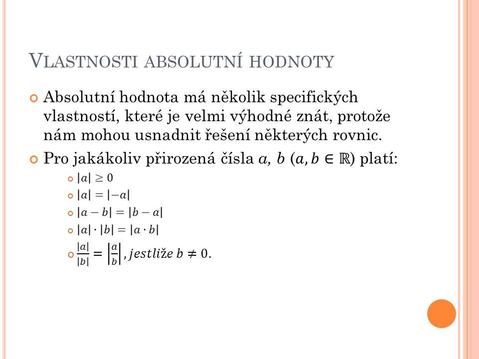 Začneme s nejjednodušším možným příkladem.Určete kořeny rovnice a ověřte je zkouškou.