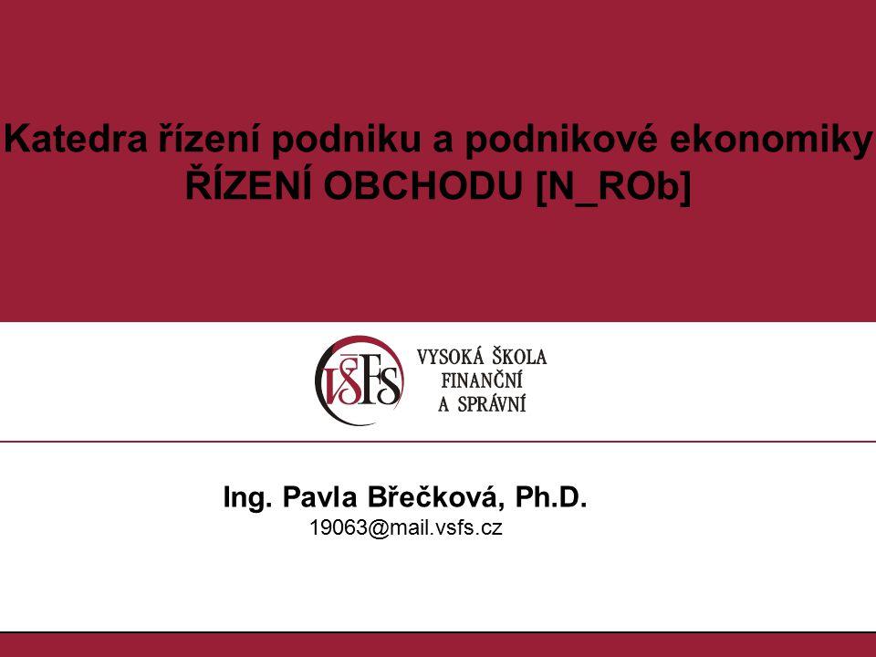 12.INCOTERMS 2000 ŘÍZENÍ OBCHODU [ROb] Ing. Pavla Břečková, Ph.D.