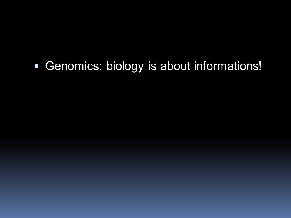Human Genome Project  officialy beagan in 1990  the project involved 20 large sequencing centers in six countries plus a host of other labs working on small projects  largely completed in 2003  the sequence of each chromosome was carefully analyzed and described in series of papers, the last of which covered chromosome 1 and was published in 2006