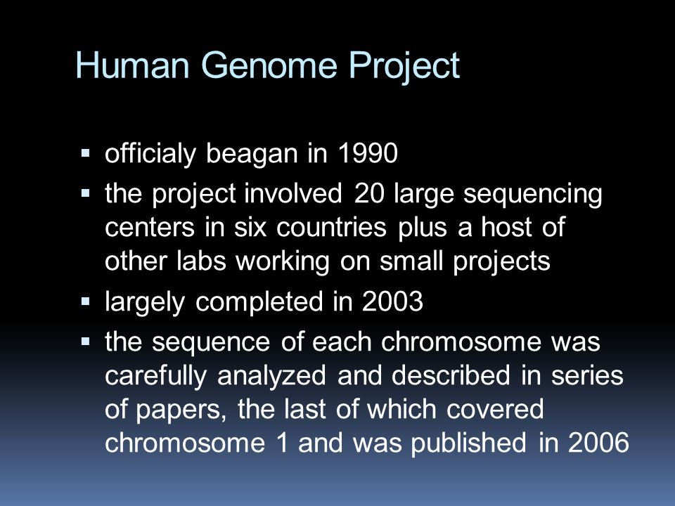  We have moved, in the wake of Genome project, from assuming that we knew the principle, if not the details, of that greatest marvels, the genetic basis of the infinite variety of life, to recognisisng that we not only don´t understand the principles, we have no conception of what they might be.