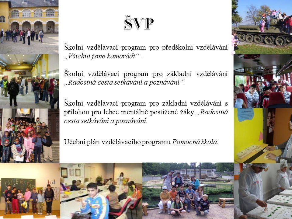 Různými metodami se snažíme pozitivně působit na celkový rozvoj osobnosti žáků: vzdělávání i výchova je založena na příkladech z praktického života, na práci s konkrétními údaji a názornými pomůckami, rozšířenou výukou českého jazyka dětem pomáháme překonávat jazykovou barieru, soustřeďujeme se na vytváření pozitivních mezilidských vztahů, na pěstování odpovědnosti za vlastní činy a uvědomění si práv i povinností.