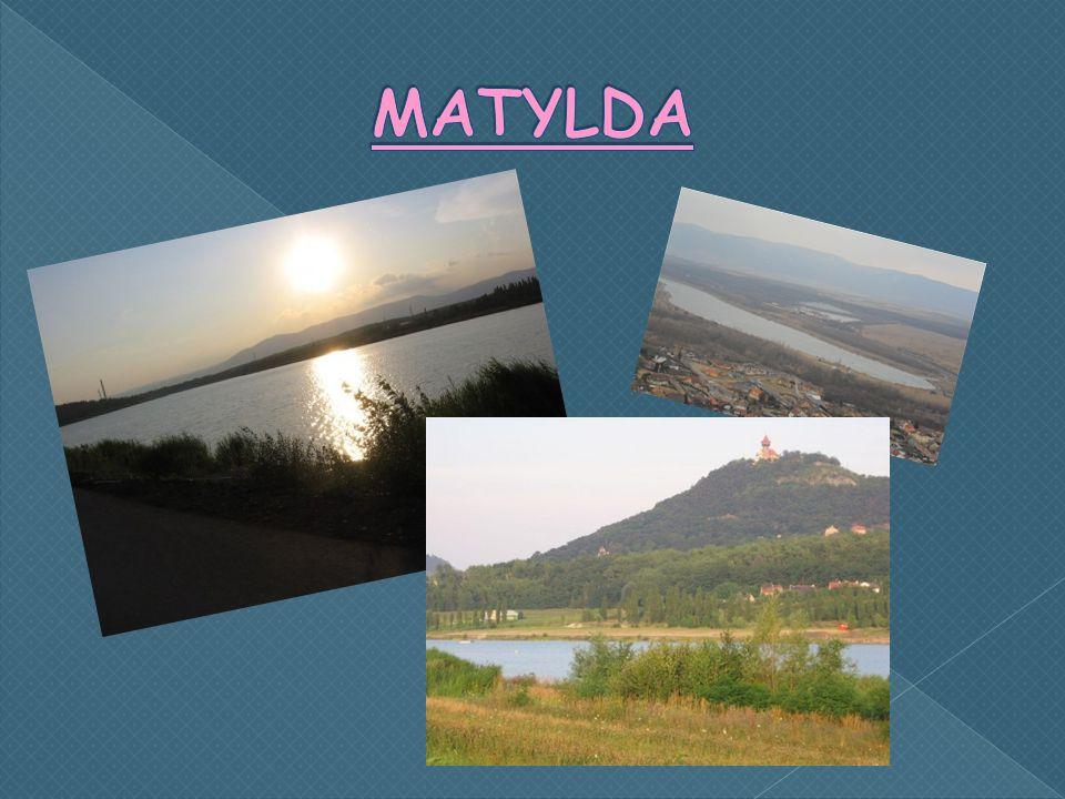  Matylda je další vodní nádrží určené k rekreaci, která vznikla zatopením povrchového dolu v 90.letech 20.století.  Jezero leží pod dvěma mosteckými
