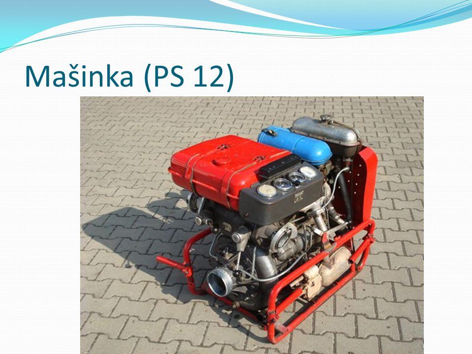Mašinka (PS 12)
