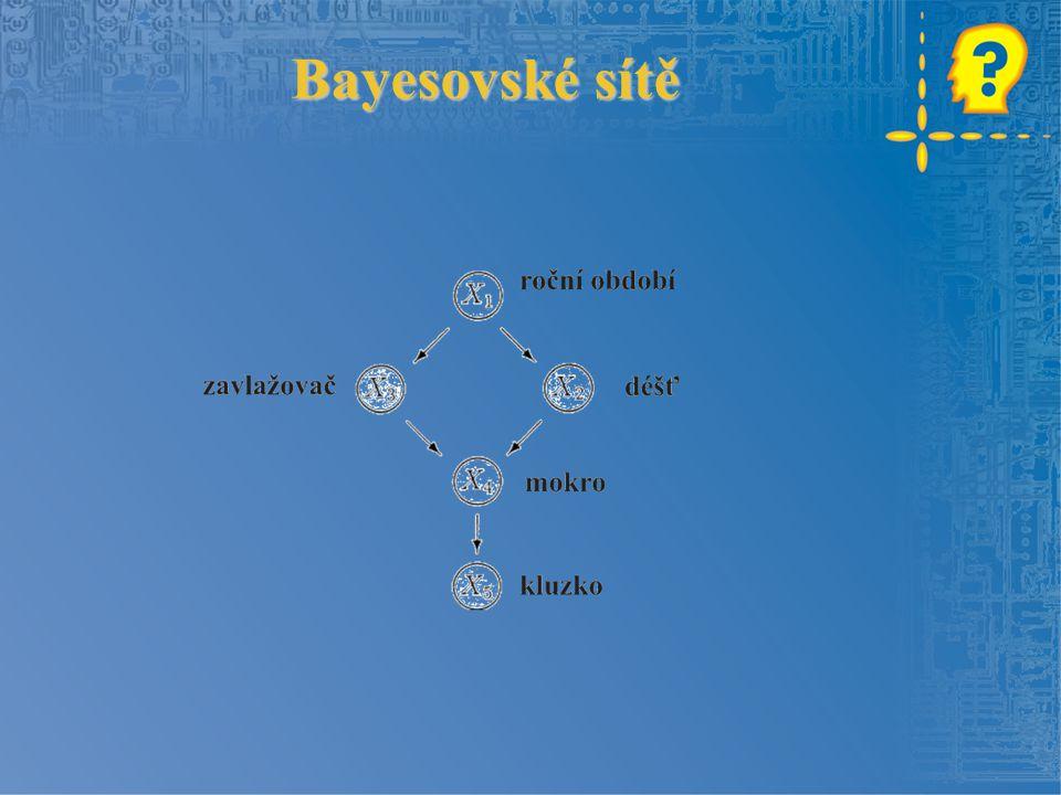 Bayesovské sítě