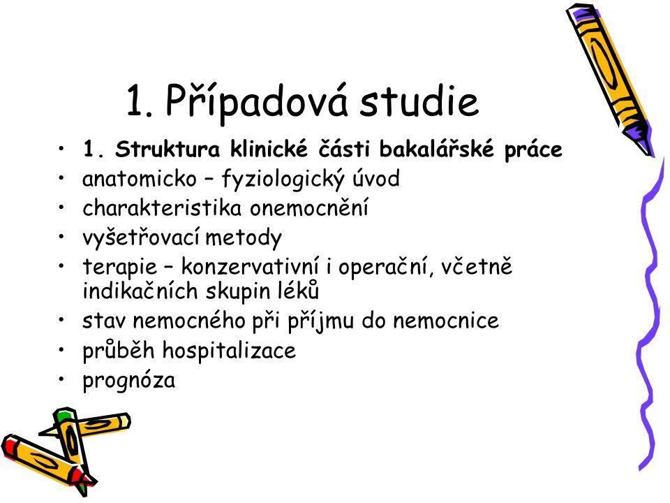 1. Případová studie 1.