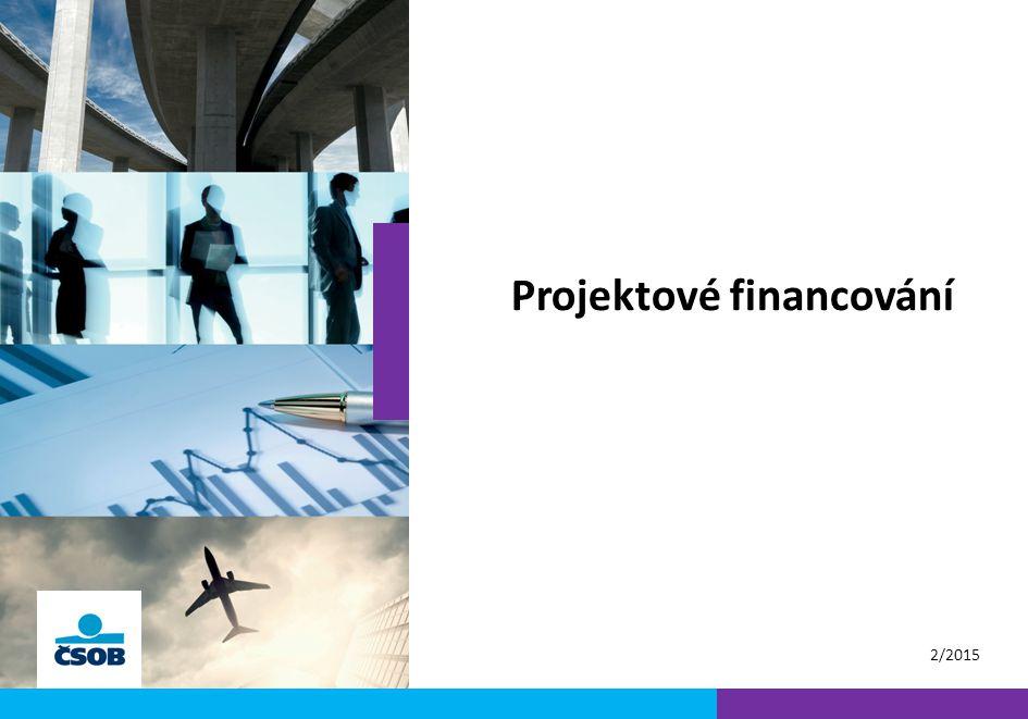| 12 Fáze projektu z pohledu projektového rizika čas míra rizika výstavbaspuštěníběžný provoz dluhová služba