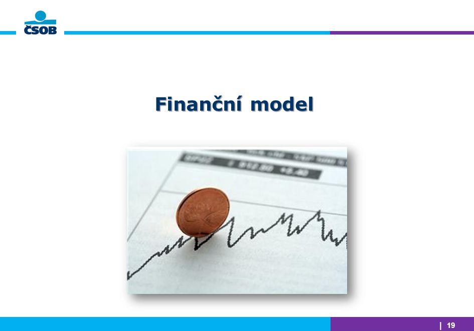 | 19 Finanční model